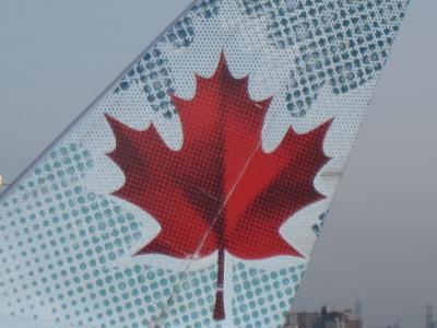 2010年2月 南米の前に…立ち寄りカナダ★オンタリオ湖を望むCNタワー