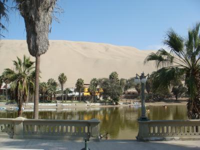 ペルー2 : イカ&ワカチナ