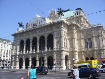 2009年5月 ウィーン~プラハ旅行記 2日目ウィーン観光編