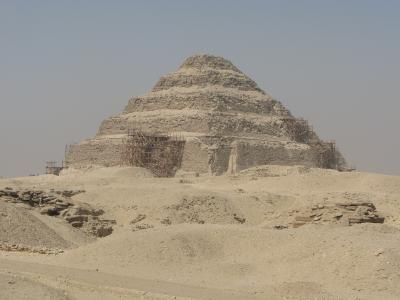 エジプト ピラミッドを極める旅 サッカラ・メンフィス・ダハシュール