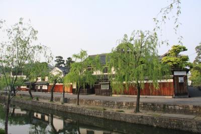 2010年散歩の記録 倉敷・美観地区 その2:早朝