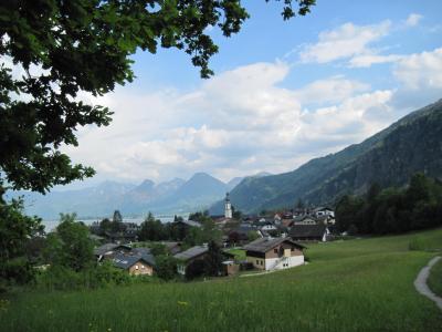 オーストリア (5) ザンクトギルゲン その1