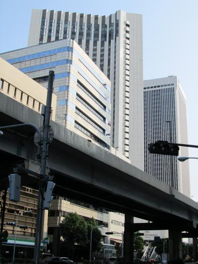 溜池山王駅付近の風景