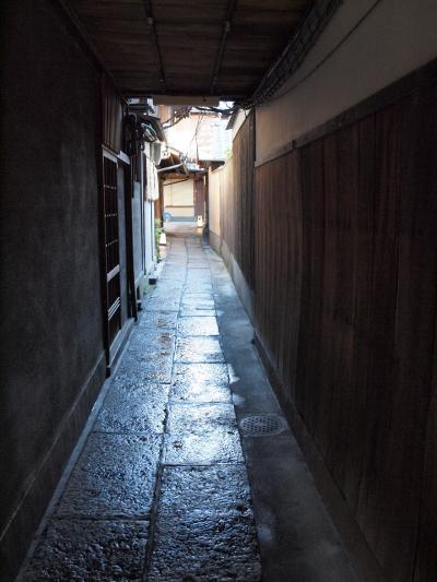 2010年5月 わが家の修学旅行で京都・有馬温泉へ 花咲 祇園店さんでの美味しい夕食