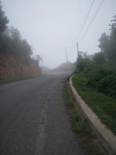 チェンマイ日記 2010年バイクで行く!北ラオス旅行 プークーン~ポーンサワン