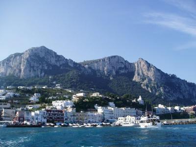 イタリア世界遺産の旅 2 ~カプリ島~ 2005.11.12-11.21