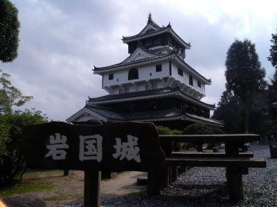 錦帯橋&岩国城