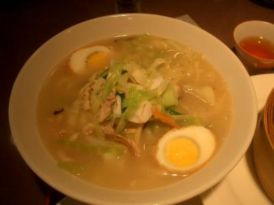 熊本に着いたら,まずは「太平燕」で腹ごしらえ
