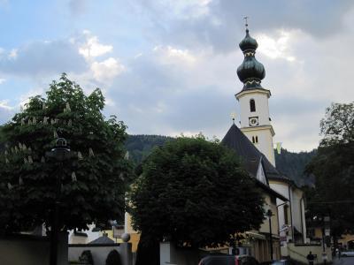 オーストリア (6) ザンクトギルゲン その2