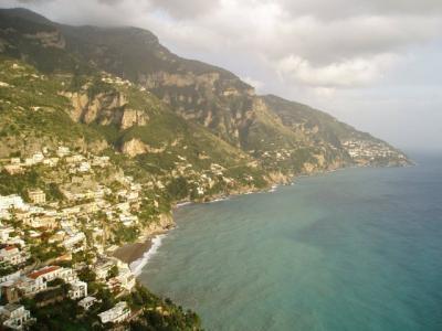 イタリア世界遺産の旅 4 ~アマルフィ海岸~ 2005.11.12-11.21