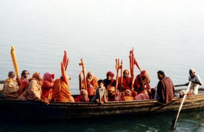 ALLAHABAD(アラハバード)で見た12年周期の儀式 「KUMBH MELA(クンバメーラ)」