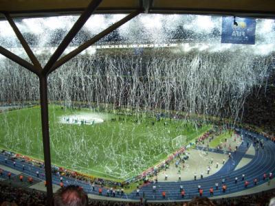ドイツ FIFAワールドカップ2006観戦旅行 11:決勝戦@ベルリン