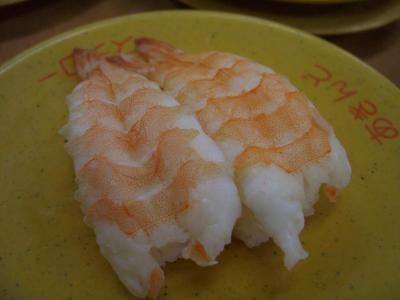 まわるまわる回転寿司の旅