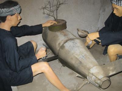 リストラ・リハビリ・心の旅 ベトナム クチ