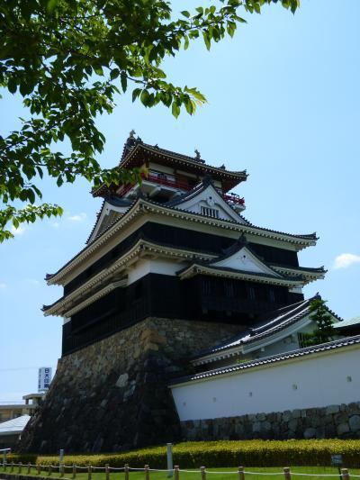 歴史が流れた、清洲城