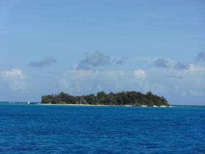 18年ぶりのサイパン、マニャガハ島♪