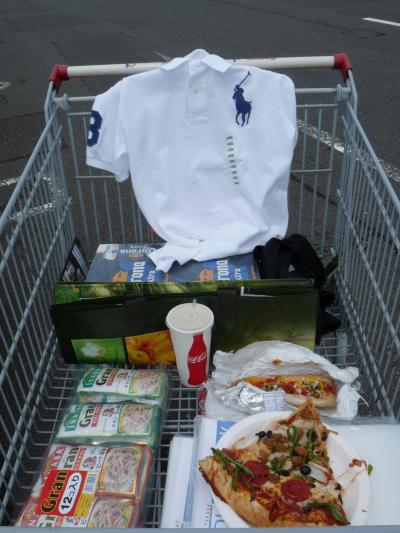 コストコホールセール金沢シーサイド店でショッピング(12thアニバーサリーで今日は東へ明日は西ドライブ旅行①)