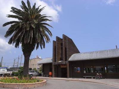 和田浦駅舎:関東の駅百選:JR、千葉県