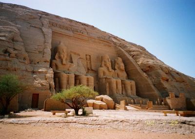 【 2002年 エジプト旅行 】 ~アブ・シンベル神殿~