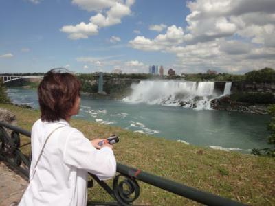 Cleveland2010 第2日目(6/20)ナイアガラの滝へGO!