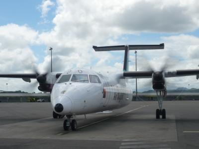 2010年4月 パプアニューギニア旅行 その36:再びポートモレスビー空港
