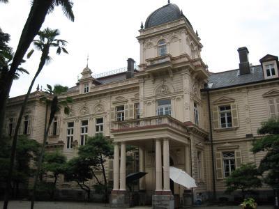 【東京建築散歩】旧岩崎邸庭園