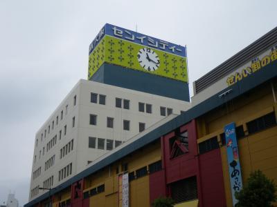 生地や洋服なら何でもそろう 新大阪センイシティ