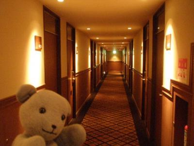02ホテル聚楽を探検する(ドーミーめぐり2010その2)