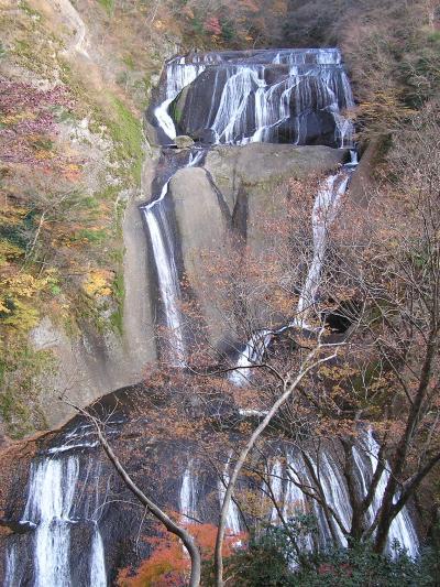 2008年 袋田の滝