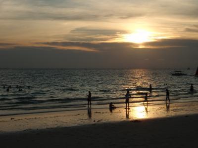 ボラカイ島(フィリピン)  最高です