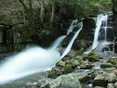 滝メグラーが行く91 兵庫県宍粟市千種町の滝めぐり