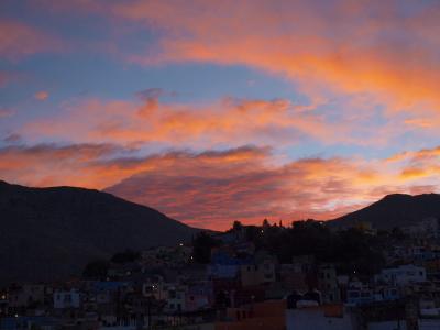 メキシコ高原都市めぐり、ひと月の女一人旅、(3)グアナファト