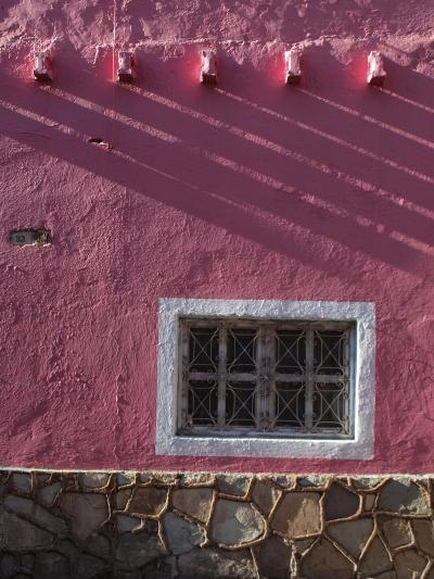 メキシコ高原都市めぐり、ひと月の女一人旅 (4)グアナファトの家々