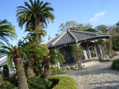 異国情緒の長崎散歩。時代の残り香たるグラバー園。ハートストーン探し。