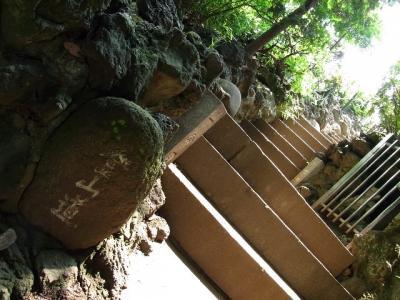 都内富士塚巡り2010:品川富士~砂町富士~下谷坂本富士~駒込富士~十条富士