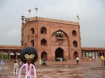 なみお&みすたぁのなんちゃって世界一周旅行 インド・デリー