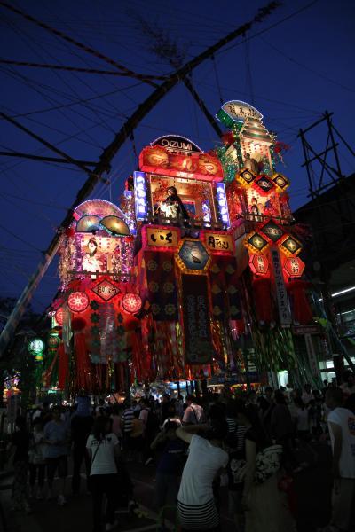 2010年平塚 七夕祭り**