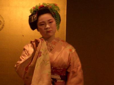 京都藤森神社紫陽花祭り&祇園【かにかくに】へ舞妓さんに会いに