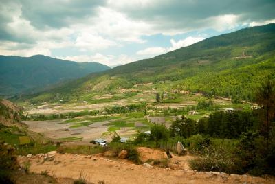 2010GW 旅行 ブータン:パロ編