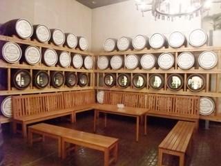 ハンドルキーパーでお酒が飲めないのにウイスキー蒸留所見学