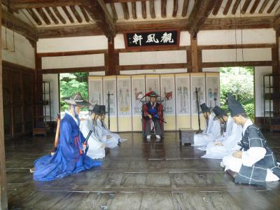 韓国再訪15 韓国民俗村6(官庁、獄舎)