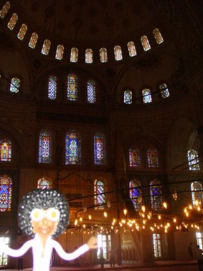 なみお&みすたぁのなんちゃって世界一周旅行 ヨルダン・イスタンブール①