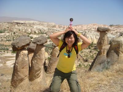 なみお&みすたぁのなんちゃって世界一周旅行 トルコ・チャウシン