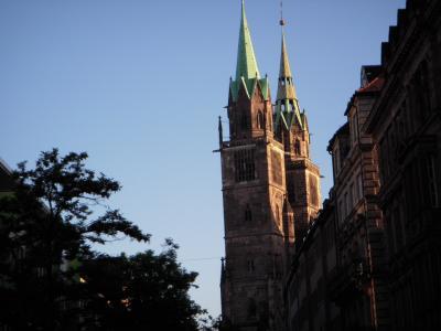 2010年南ドイツとちょっぴりオーストリア ニュルンベルク?