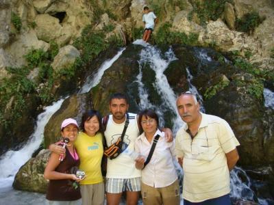 なみお&みすたぁのなんちゃって世界一周旅行 トルコ・フェティエ&サクルケント渓谷