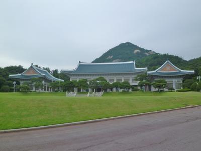 韓国再訪20 ソウル・青瓦台(大統領官邸)