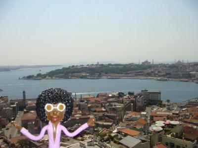 なみお&みすたぁのなんちゃって世界一周旅行 トルコ・イスタンブール②