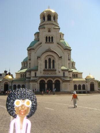 なみお&みすたぁのなんちゃって世界一周旅行 ブルガリア・ソフィア