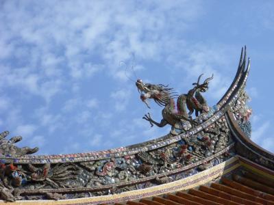 異国情緒の長崎散歩。孔子廟にて大陸を想う。