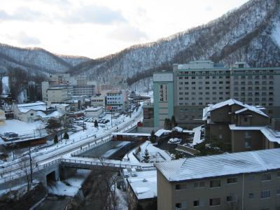 北海道旅行1 登別